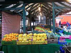 Can't beat fresh produce. York.