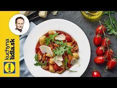 Domáce gnocchi s kuracím mäsom | Marcel Ihnačák | Kuchyna Lidla - YouTube Gnocchi, Marcel, Youtube, Youtubers, Youtube Movies