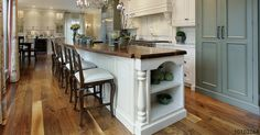 Large Kitchen Islands With Seating For Six Option 7
