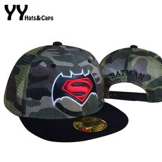 New Baseball Cap kids Cotton Snapback Camouflage Mesh Snap Back Hats Boys  Character Embroidery Hat Children de1257df6c18