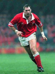 Wales - Emyr Lewis (The Bull)