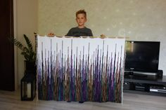 51x38 Large Woven wall hanging/Wall by LaleShopNiki on Etsy