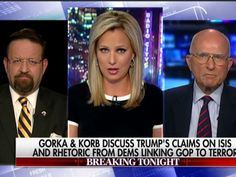 Dr. Sebastian Gorka: Trump Is Right, Obama and Clinton 'Facilitated the Growth of ISIS Into the Most Powerful Jihadi Insurgency the World Has Ever Seen'