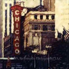 Items similar to Chicago Theater Polaroid Manipulation - Fine Art Photograph on Etsy Chicago Shopping, Chicago Tribune, Sell On Etsy, Handmade Gifts, Prints, Photography, Painting, Theater, Polaroid