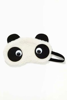 Panda Bear Sleep Mask