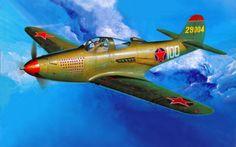 World Fighter Planes   Soviet World War II Fighter   Fighter Aircraft