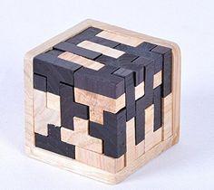 WISDOMTOY 3D Wooden Brain Teaser T-shaped Tetris Blocks Geometric Puzzle Educational Toy for Kids and Adults WISDOMTOY http://www.amazon.com/dp/B00T1AAV36/ref=cm_sw_r_pi_dp_V0n0wb11V06QB
