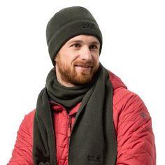 Jack Wolfskin Men s Vertigo Fleece Beanie Hat - One Size 12918679ffc7