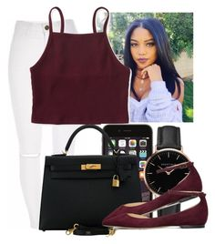 """""""Untitled #1061"""" by lover-185 ❤ liked on Polyvore featuring Aéropostale, Hermès, Topshop and Jimmy Choo"""
