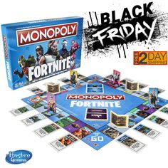 Monopoly Fortnite Edition Hasbro Board Games Inspired By Video Ages 13 Up fortnite monopoly game Monopoly Game, Xbox One Console, Geek Gifts, Board Games, Geek Stuff, Age, Inspired, Birthday, Graham