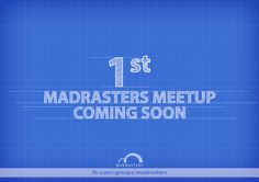 The design has a clue to the theme for our upcoming meetup. Can you guess ?
