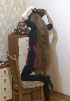 dresser fetish hair video