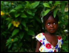haitian girl by linsday stark