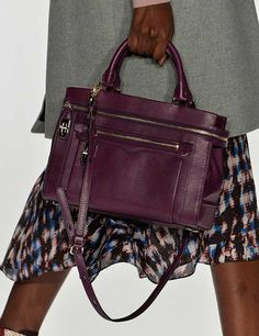51 of 64  Rebecca Minkoff bag at New York Fashion Week