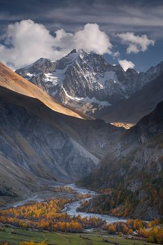 ✮ Ecrins - France  I don't care if its in France, Peru, or Vancouver - I want to stand at the base of a mountain and just stare at it...