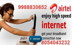 We offer a great role in assisting our users regarding the Airtel Broadband Plans in Chandigarh through our well educated and well mannered customer care services who are hired by our striving management team in accordance of their qualificationa, experience and good skills.