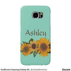 Sunflowers Samsung Galaxy S6 Case