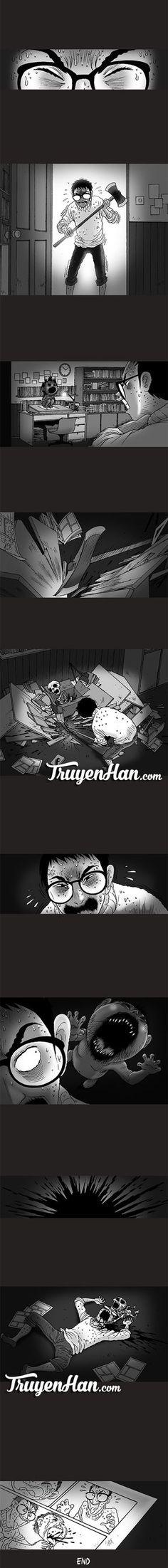 Silent Horror chap 149: Mangaka