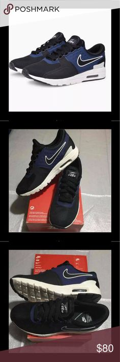 6.5 Nike Air Max Zero Women NEW Nike Air Max Zero, Size 6.5 Women's,
