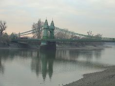 Winter Light on the Thames