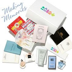 Our Making Memories Discovery Box in time for Mother's Day