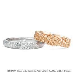 Обручальные и свадебные кольца Дисней Принцесс