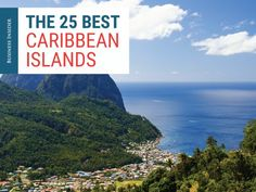 25 best Caribbean Islands, ranked