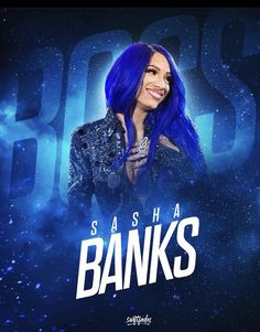 banking aesthetic The Boss ! Sasha Banks Instagram, Wwe Sasha Banks, Black Wrestlers, Wwe Female Wrestlers, Kana Wrestler, Wrestling Stars, Wrestling Divas, Women's Wrestling, Bailey Wwe