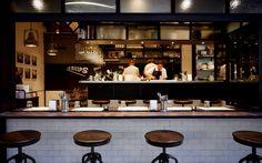 a vibrant tapas bar by Michelin star chef Jason Atherton and Yenn Wong- Wan Chai, Hong Kong