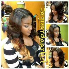 hairstyles with one short side : side part weave more curly hairstyles black hairstyles hair styles ...