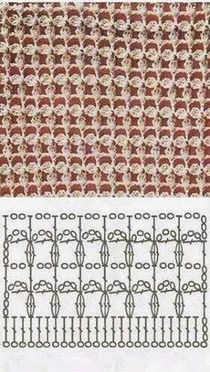 3 Puntadas crochet / 3 Puntos crochet / 3 Crochet Pattern   Todo crochet