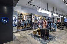 Wrangler store by UXUS, Bangkok – Thailand » Retail Design Blog