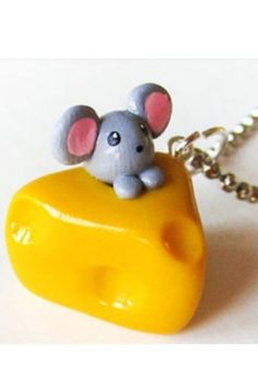 Kawaii polymer clay charms on pinterest kawaii charms for Cute things to make out of clay
