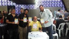 """""""CARTILHA DO DIREITO AUTORAL DA AQC"""" (2ª edição) foi lançada no MEMORIAL DA AMÉRICA LATINA por Flavio Calazans"""