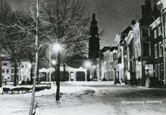 Damplein Middelburg (jaartal: 1960 tot 1970) - Foto's SERC