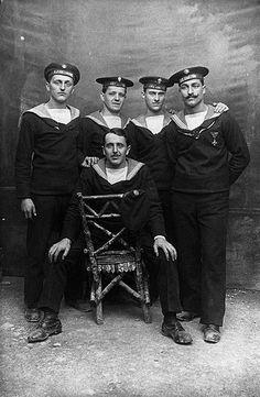 1915 Pulj/Pola Navy Uniforms, Military Uniforms, Austrian Empire, Vintage Sailor, Mood Images, Navy Sailor, Austro Hungarian, Sound Of Music, World War I