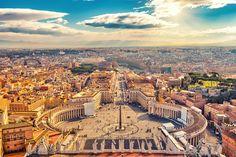 Saint Peter's Square, Vatican, Rome