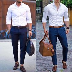 Semi Formal Outfits, Formal Men Outfit, Trendy Outfits, Formal Wear, Business Casual Men, Business Outfits, Men Casual, Executive Outfit, Skinny Suits
