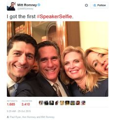"""Professional Political Class (GOPe) Give Grassroot Conservatives The Middle Finger In One Tweet!! 