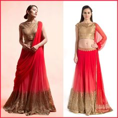 Shop online for Party Wear Sarees at Affordable Prices from Satya Paul.