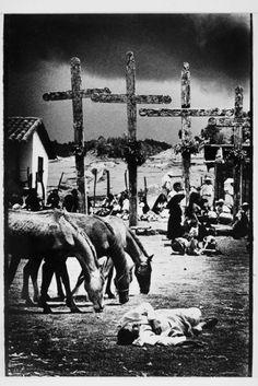 by Ed van der Elsken Chiapas Mexico 1960