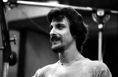 Robert Lupone in a recording session for A Chorus Line – Original Broadway Cast 1975 | The Official Masterworks Broadway Site