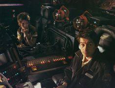 From the Deck of the Nostromo: Behind The Scenes of Ridley Scott's 'Alien' Alien 1979, Pet Sematary, Ridley Scott Movies, Alien Resurrection, Predator 1, Alien Covenant, Dark City, Aliens Movie, Cinema
