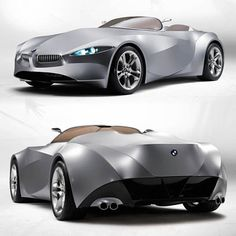 stretching fabric over frame to create shape, bmw concept
