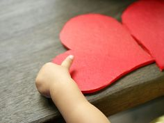 Fun Ways to Celebrate Valentine's Day with Your New Baby -- Get Inspired!