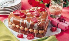 Cuore di Baileys® Ricetta | Dr. Oetker Chocolate Pie Recipes, Chocolate Pies, Baileys Torte, Tiramisu, Sweet Tooth, Valentines Day, Sweets, Cookies, Ethnic Recipes