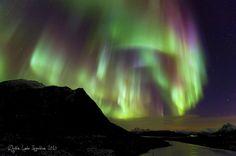 Aurora over Norway