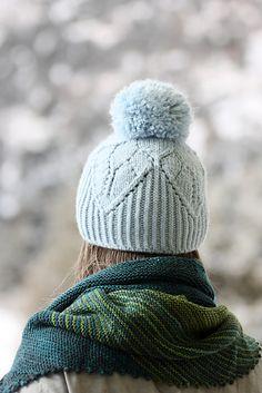 Ravelry: Fairy SnowCap pattern by Rosemary (Romi) Hill