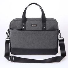 Laptop Bags 15.6 Inch Genuine Leather Men's Bag for Macbook 13 High Quality GEARMAX Laptop Briefcase Eco-friendly Men Handbags
