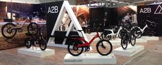 Our final EUROBIKE stand for 2014